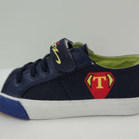 2013 Kids Child Canvas Shoe