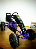 Hot sell latest fashionable design strong Buggy,outdoor go karts,adult pedal car with adjustable seat