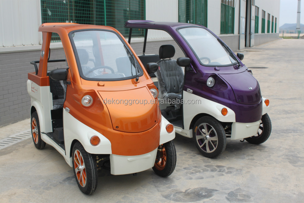 China Cheap small convertible electric car
