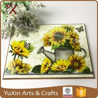 Professional manufacture wooden plaque home decoration & wooden wall hanging crafts
