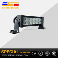 IP 67 jeep led lightbar ,6000K 12 volt led light bar for off road