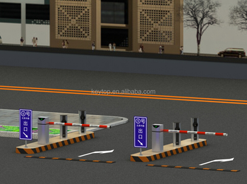 parking barrier gate systems more than 5 million times