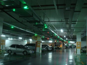 car parking sensor wireless