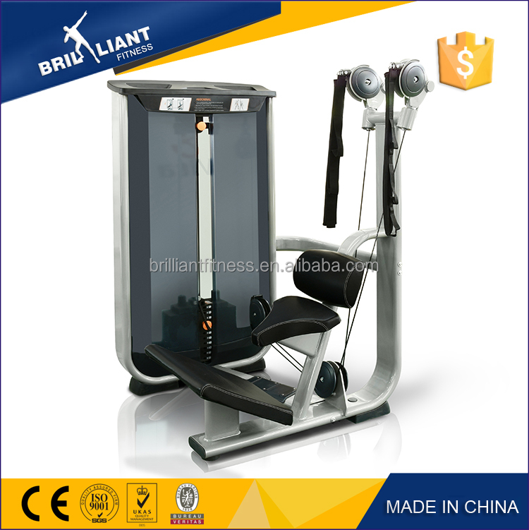 Commercial Gym Equipment Total Abdominal /Gym used Machines