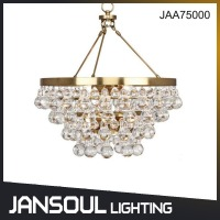 2017 design contemporary modern crystal light kristal chandelier lampen lamp