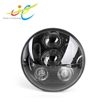 "5.75"" Inch 45W Motorcycle LED Headlight For Har-ley"