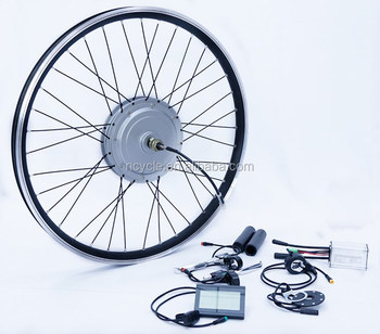 48V 1000w front hub motor Electric bicycle conversion kit with water proof