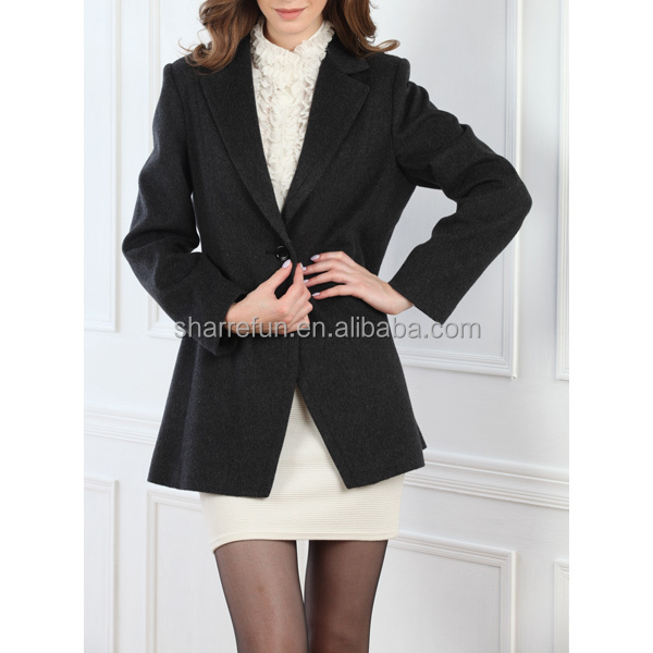 Pure Wool Coats