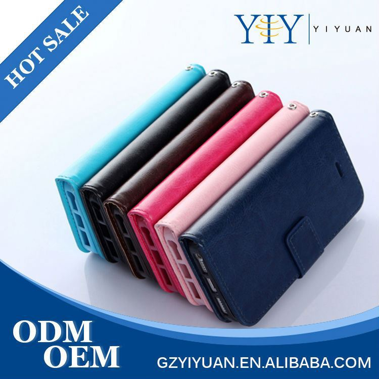 YiY Super Qualit Flip Cover Wholesale Price Touch Pen Case For Iphone 5