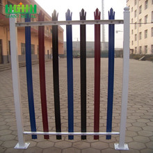 China manufacturer factory price steel palisade security fencing