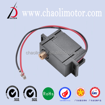 factory direct sale quality assurance reducer dc motor with gear CL-JS223-FFN2 for electronic locks and electric drive toys