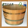 Designable cheap wooden bucket and wooden barrel