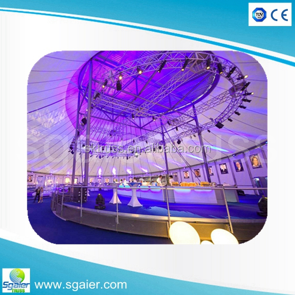 wedding stage lighting truss small stage lighting truss design for stadium truss