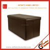 High Quality Seat Stackable Storage Bench