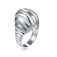 Hi-tech 925 Silver Transformer Smart Ring Jewelry with SOS Function
