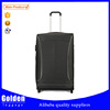 Ladies fashion new 24inch luggage bag business travel trip trolley luggage bag cheap polyester luggage