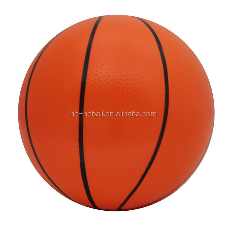 Mini basketball soft and bouncy/ non-Toxic/ safe to play