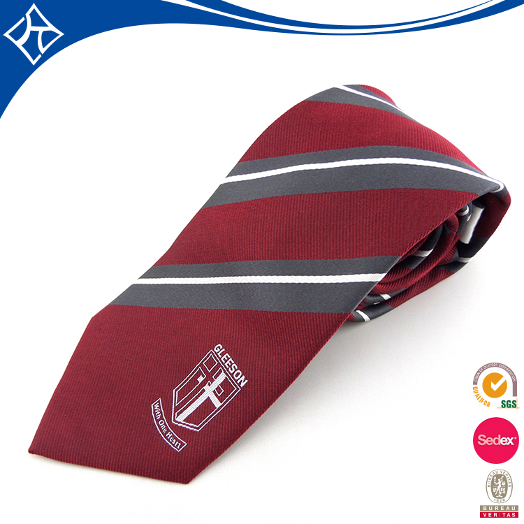 Custom the latest men design ties,printing special logo necktie facotry