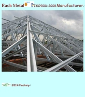 light steel frame structure roofing