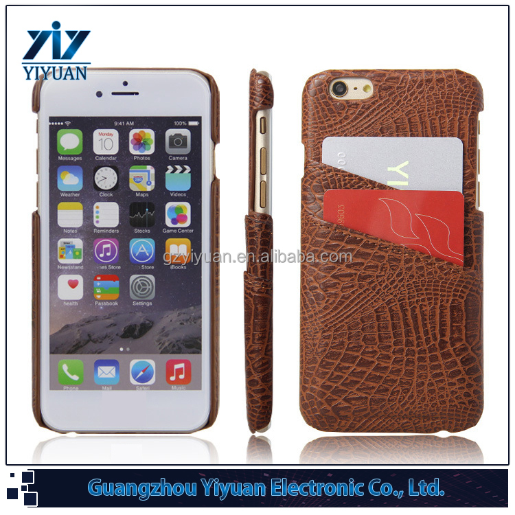 Wholesale Mobile Phone Leather Flip Cover Case Smartphone for iPhone