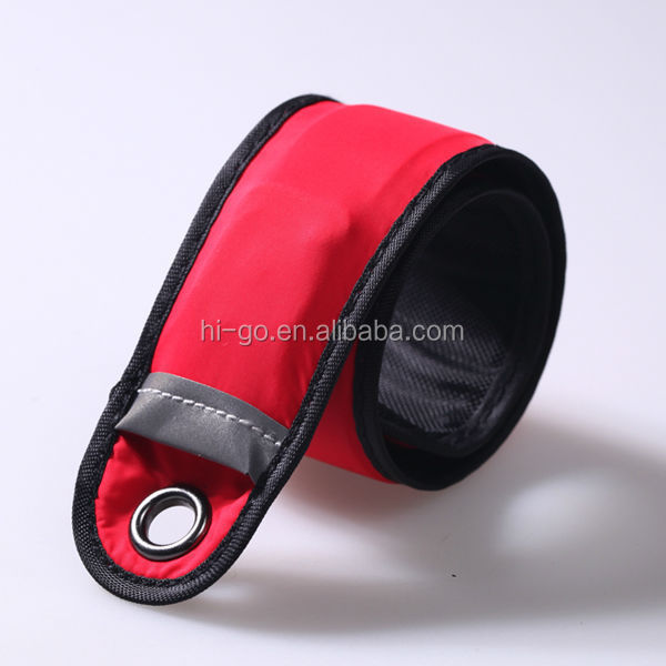 new products 2015 led snap bracelet led light bracelet for sports&party