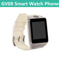 Factory price of 3G Wrist Watch Phone Android, GV08 Wrist Phone Watch GSM Wrist Watch Mobile