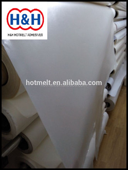 hot melt adhesive film for car interior decoration