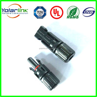 DC adapter connector and PV Solar Industry Application MC4 tyco solar connector