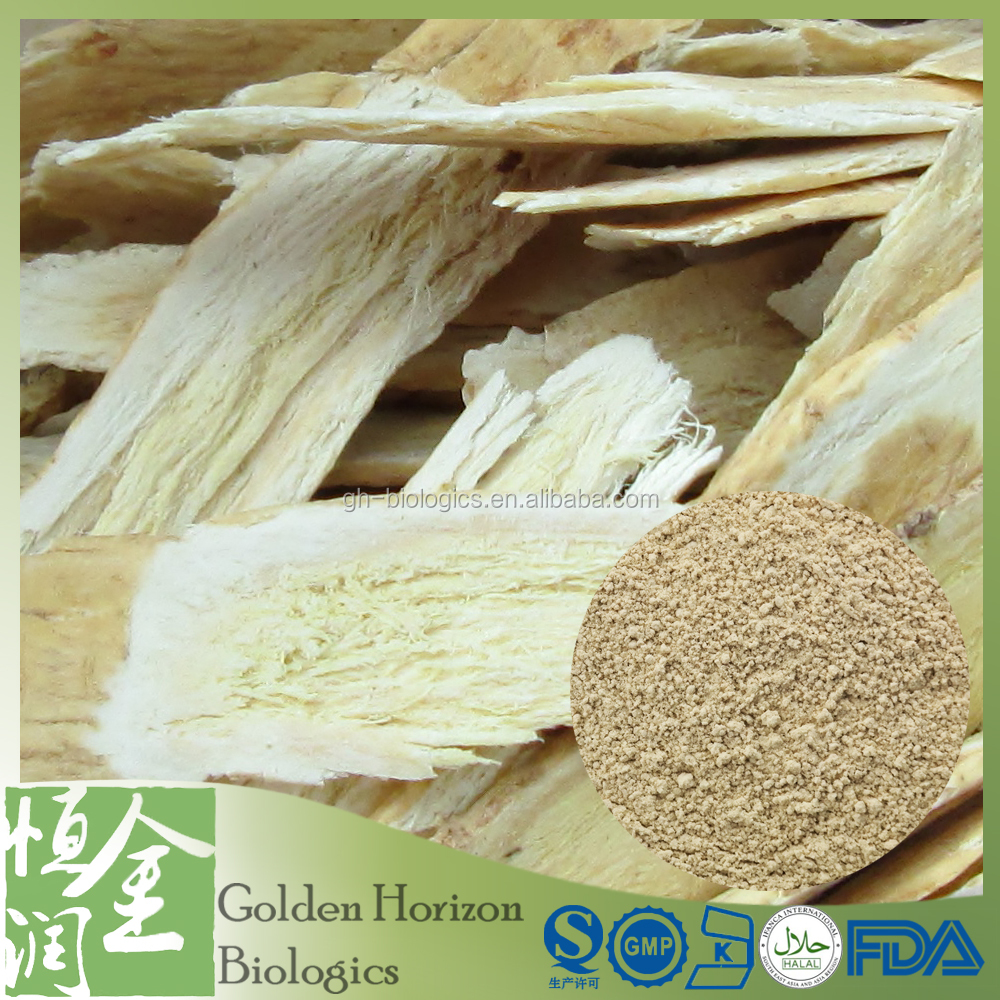 High Quality Astragalus Plant Extract 98%