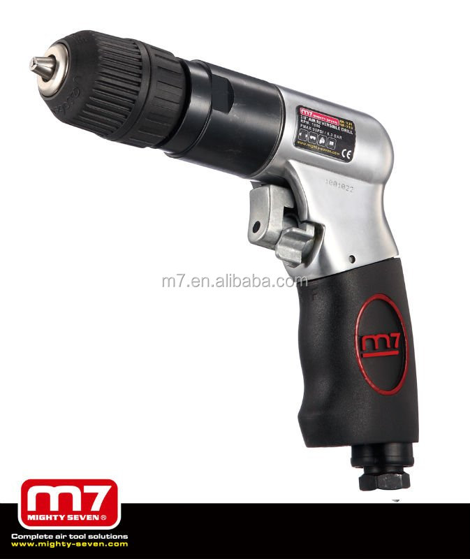 "m7 QE-331 3/8"" Air Reversible Drill"