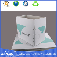 coroplast food container/case made in china