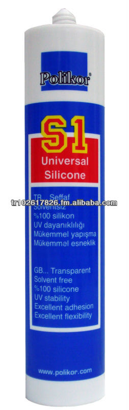 Polikor S1 Acetic Cure Silicone