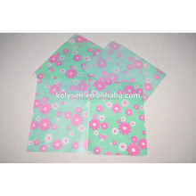 Custom printed candy wrapper wax paper