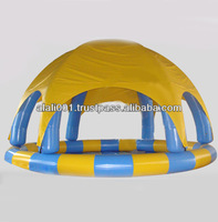 2014 inflatable tent