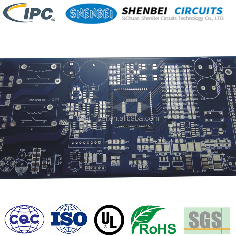 CEM1&CEM3 3w high power led pcb 12v ups high frequency online ups pcb