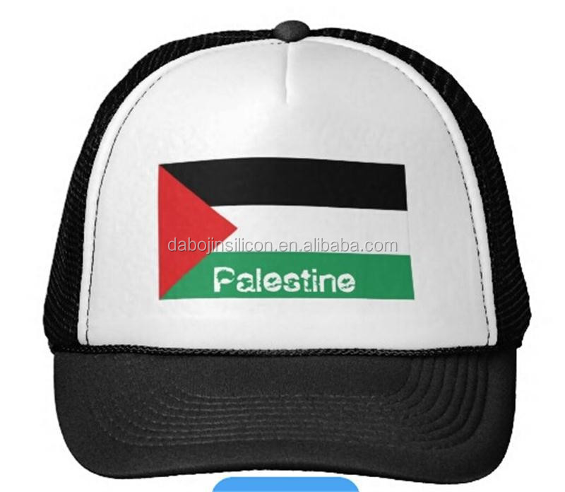 Top quality Fashion <strong>hat</strong> from Manufacture/Palestine flag <strong>hat</strong>