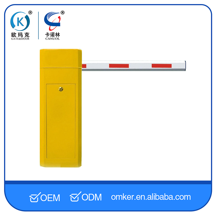 New product road automatic Remote Control parking hydraulic barrier
