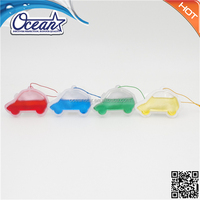 Car shape liquid air freshener/ liquid perfume for automobile unique