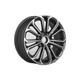 ZW-P667 MAG ALLOY RIMS FOR CAR