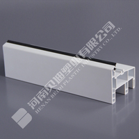 80 Series Fixed Sliding PVC Profile Window and Door/Composite Door Jamb
