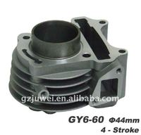 GY6-60 motorcycle cylinder block
