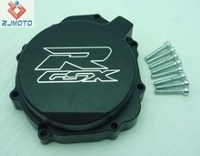 Motorcycle Black Billet Aluminum Stator Engine Cover For 2005-2008 Suzuki GSXR 1000