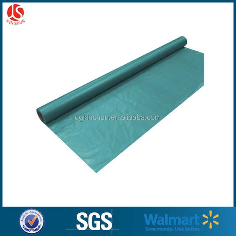 Plastik everyday party roll shape disposable PEVA plastic table cover