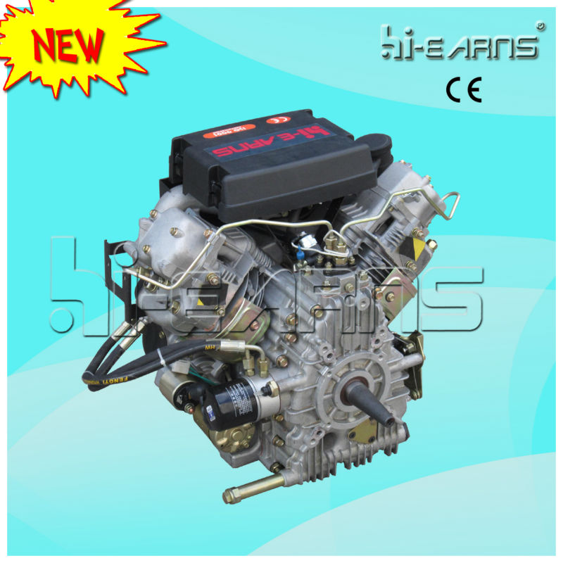 12KW air cooled diesel engine for sale 2V86F