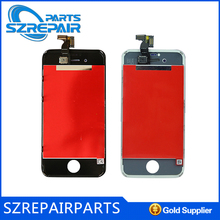 Gold Supplier For apple iphone 4S Replacement Original Lcd Touch Screen Digitizer Assembly