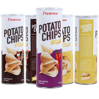 Panpan Korean Healthy Foods Potato Chip