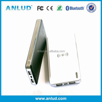 ALD-P01 new QI wireless power bank charger
