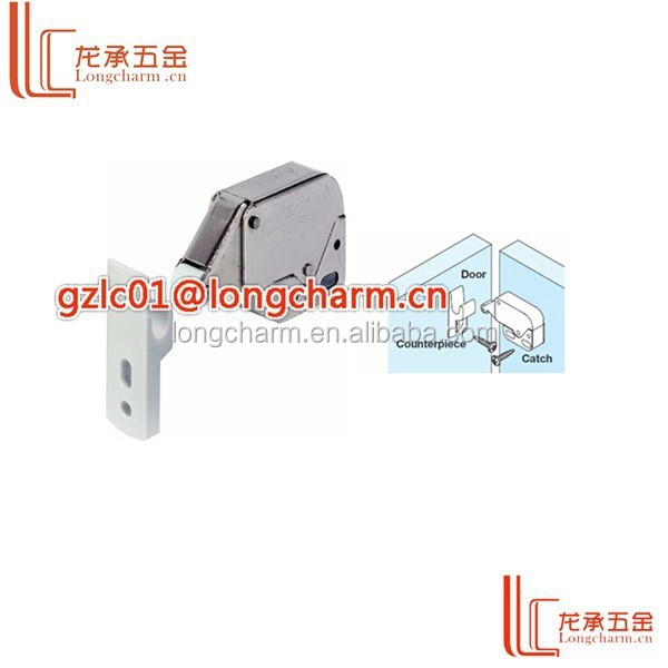 MINI-LATCH automatic spring catch for Cabinet doors