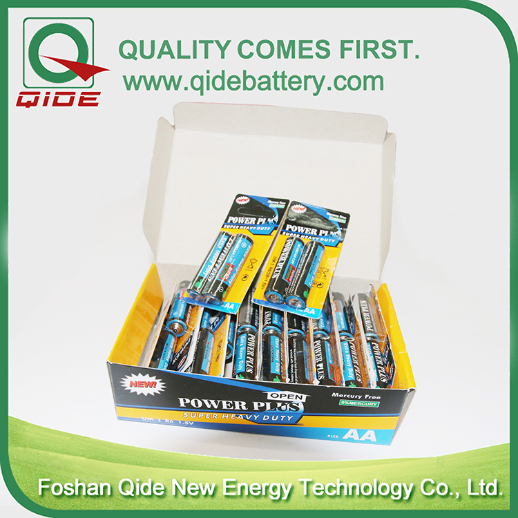 R03P 1.5v aaa um-4 carbon zinc dry battery battery
