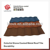 Roman Type Roof Tile|Stone coated metal roof tiles|Metal roofing materials